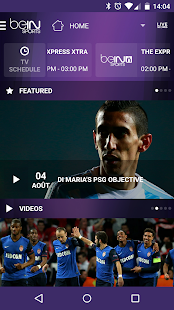 beIN SPORTS- screenshot thumbnail