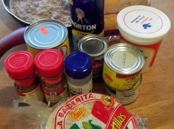 Gather ingredients. Preheat oven to 350 degree. Spray a 13 x 9 baking dish...