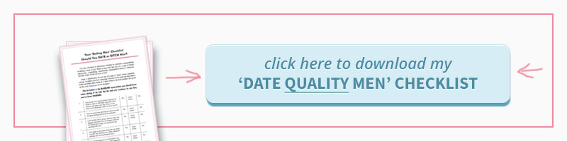 Click here to Download Date Quality Men Checklist