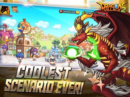 Dragon Village 2 - Dragon Collection RPG screenshots 9