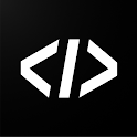 Code Editor - Compiler, IDE, Programming on mobile icon