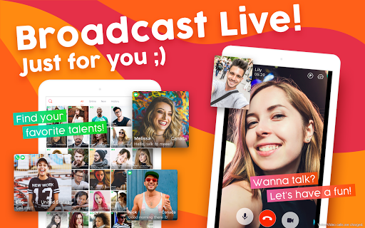 OneLive - 1 on 1 Live Video Chat App 1.27 screenshots 5