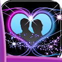 Glitter Photo Frames icon