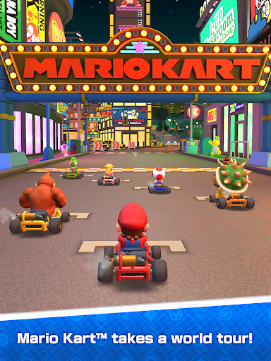 Mario Kart Tour 1.6.0 screenshots 7