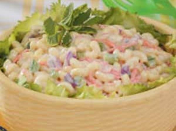 Macaroni Salad Recipe
