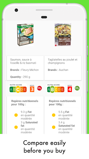Open Food Facts Scan Food Get The Nutriscore By Open Food Facts