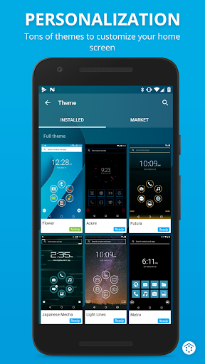 Smart Launcher 3  screenshots 4