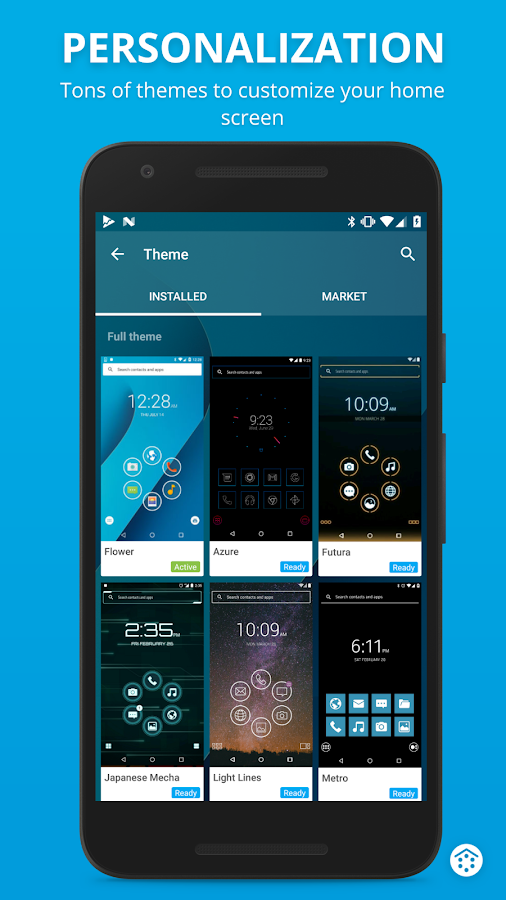 Smart Launcher 3- screenshot