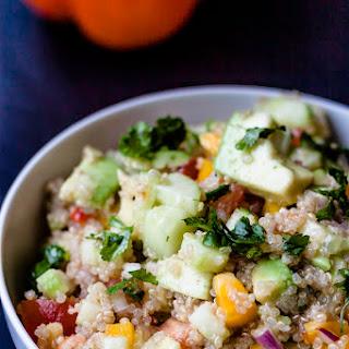 Peruvian Quinoa Salad Recipe
