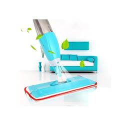Mop cu rezervor incorporat 600 ml cu laveta absorbanta din microfibra