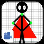 Superhero Cartoon Maker : Animated Story Creator 1.0