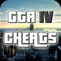 Cheats guide for GTA 4 icon
