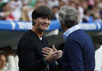 Duitse selectie mogelijk te vroeg gelekt op de site van de Duitse voetbalbond