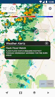 NOAA Hi-Def Radar app (apk) free download for Android/PC/Windows screenshot