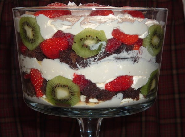 Holiday Trifle Recipe