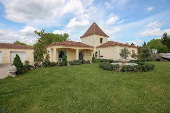 maison à Lacapelle-Cabanac (46)