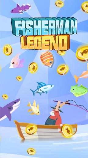 Fisherman Legend - Experience Real Fishing! apkmind screenshots 5
