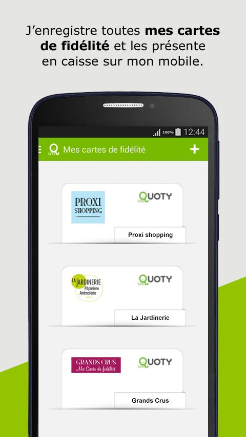 Favori Quoty - Liste Course et Promos - Android Apps on Google Play RN81