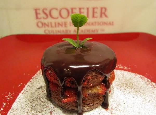 German Chocolate Whoopie Pie