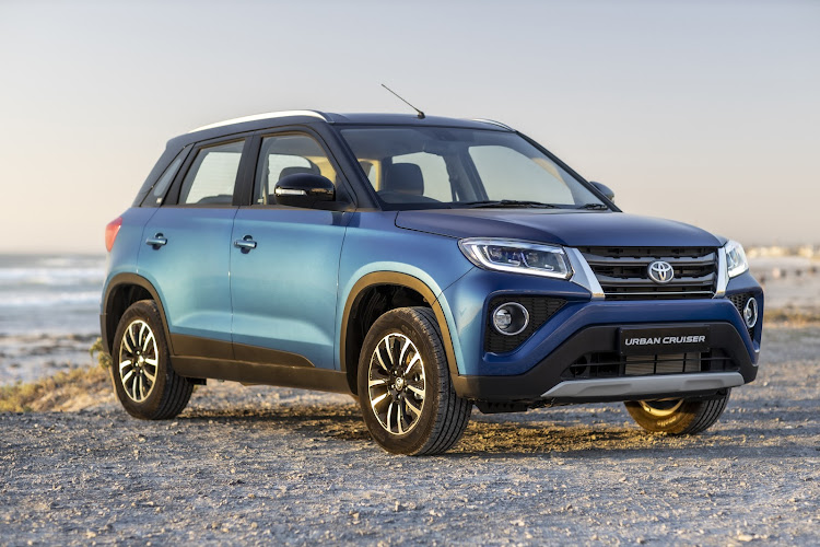 Toyota's new Urban Cruiser was the country's best-selling compact SUV in its debut month. Picture: SUPPLIED