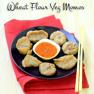 Wheat Flour Veg Momos Recipe
