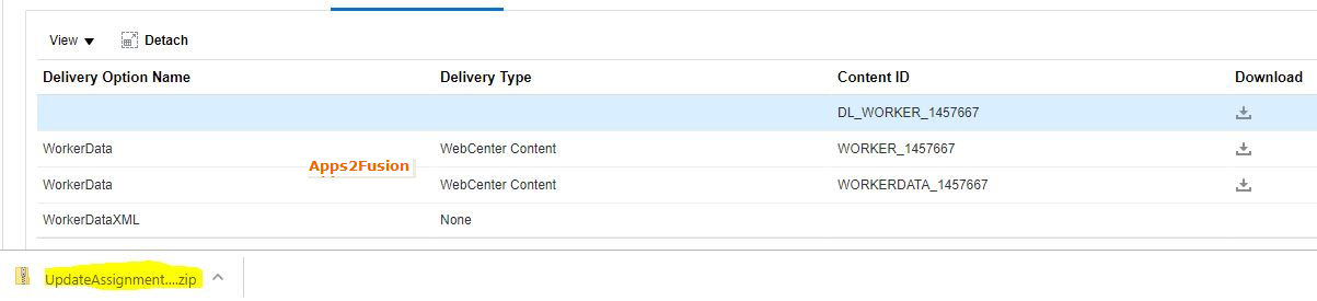 Generating  dat files from HCM Extracts In Oracle HCM Cloud Application