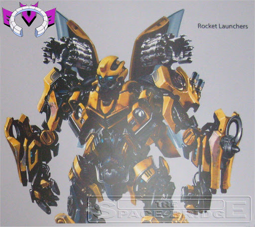COUNTDOWN: Transformers 2007 – how the 13 robots evolved from concept art (part 3)