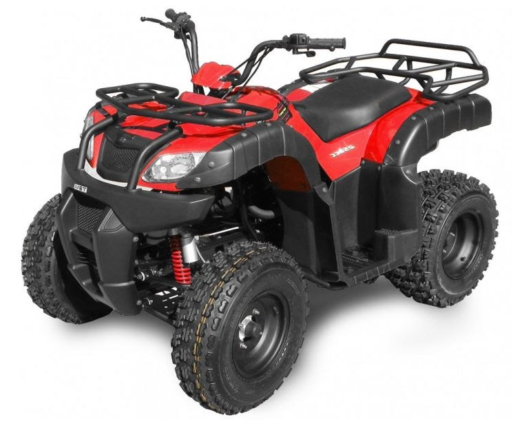 250cc Farm Quad Bike ATV Upgrade Manual Red
