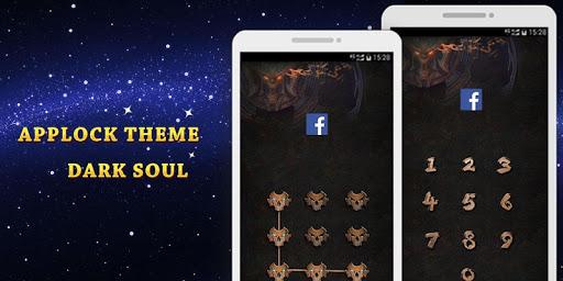 Screen Lock Theme Dark Soul