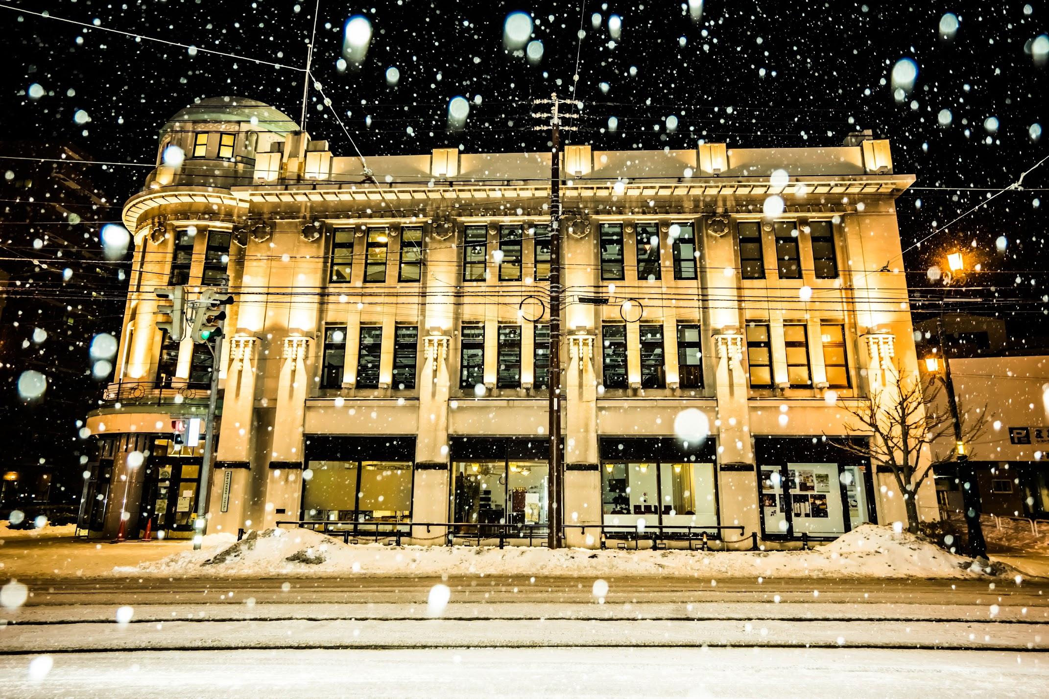 Hakodate in winter