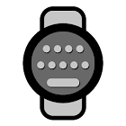 MultiTap Wear Keyboard icon