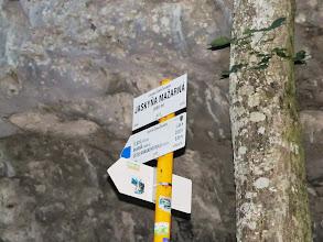 Photo: 08.Jaskyňa Mažarná - jedna z większych atrakcji tego rejonu Wielkiej Fatry, pomnik przyrody. Jest to jaskinia krasowa o długości ok. 130 m, położona na zboczach Tlstej. Dość suche opisy w Internecie nie oddają ogromu tej jaskini, a tymczasem jest naprawdę obszerna, lecz ma dość niski strop.