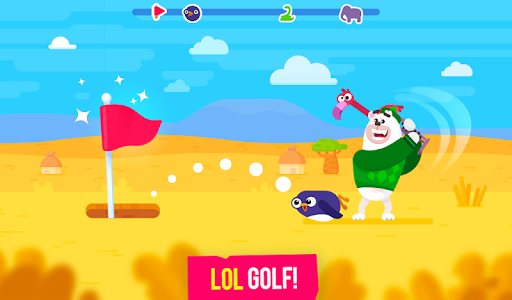 Golfmasters - Fun Golf Game 1.1 screenshots 11
