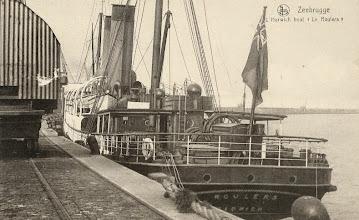"""Photo: """"Roulers"""" (Zeebrugge-Harwich)"""