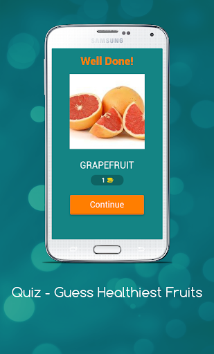 Quiz - Guess Healthiest Fruits  screenshots 2