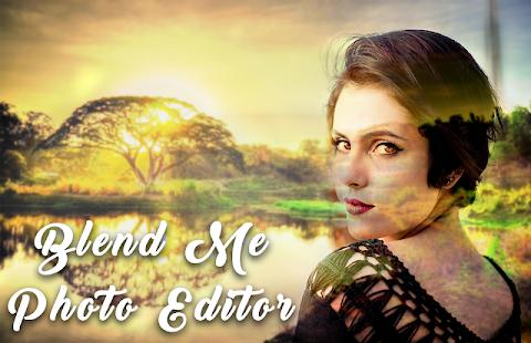 Blend Me Pic Editor - náhled