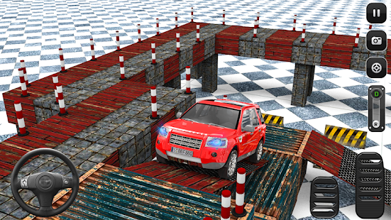 Luxury Prado Car Parking Challenge APK image thumbnail 9