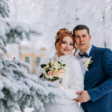 Wedding photographer Dmitriy Nikitin (nikitin). Photo of 23.12.2018