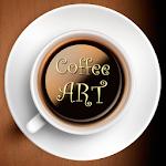 Coffee Art Icon