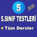 5.Sınıf Testleri Tüm Dersler icon