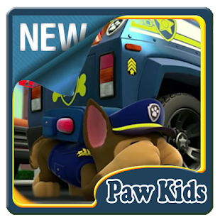 Tải Game Paw Kids Patrol Adventure Road