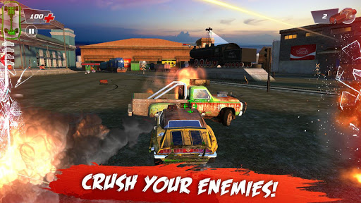 Death Tour- Racing Action Game APK MOD screenshots 2