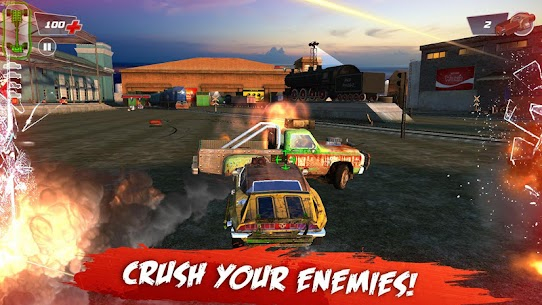Death Tour –  Racing Action Game 1.0.37 APK with Mod + Data 2