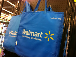 Photo: This bag was perfect to keep the frosting cold on my drive home. I had a few more errands I needed to run.