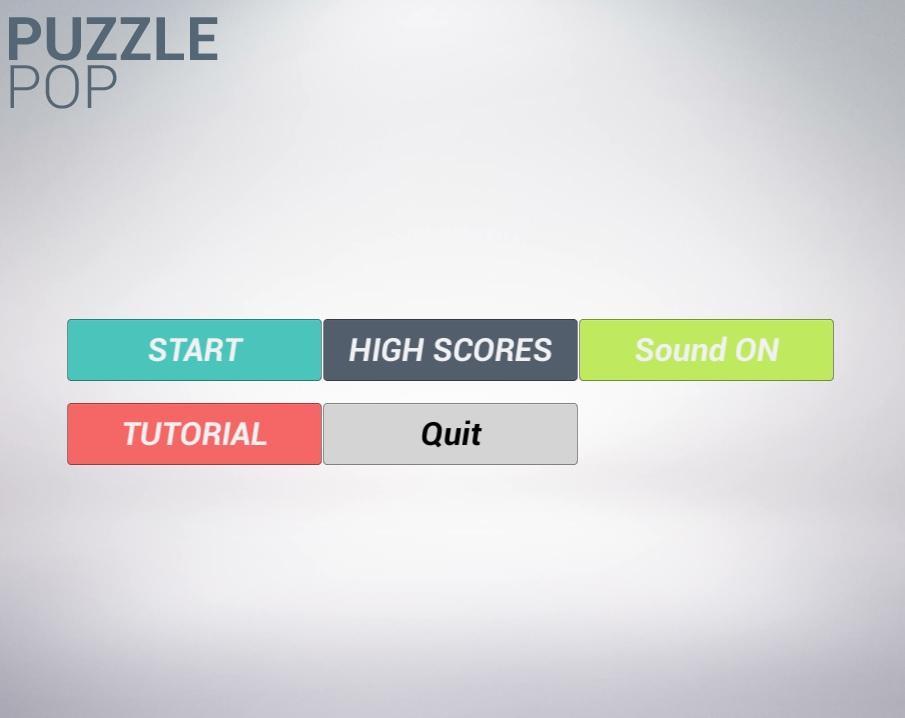 PuzzlePop - στιγμιότυπο οθόνης