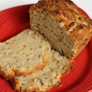 Daring Bakers - February 2012 - Parmesan Cheddar Beer Bread
