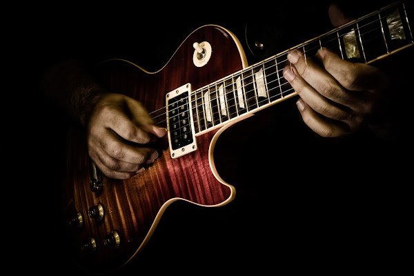 Gibson Les Paul '68 di Sergio Rapagnà