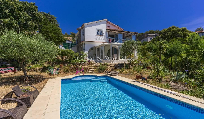 Villa avec piscine Le Pradet