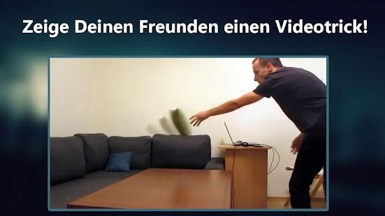 Rückwärtsfilm: magisches Video Screenshot