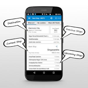 Next Stop - BMTC Bengaluru screenshot 0